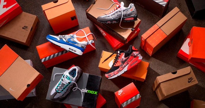 The Atmos We Love Nike Collection