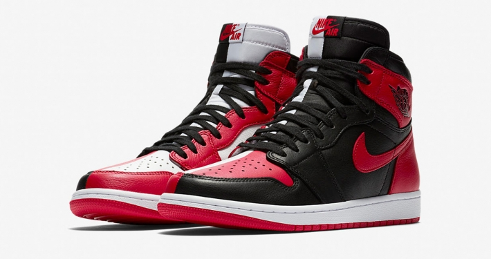Nike Air Jordan 1 Homage to Home 861428-061