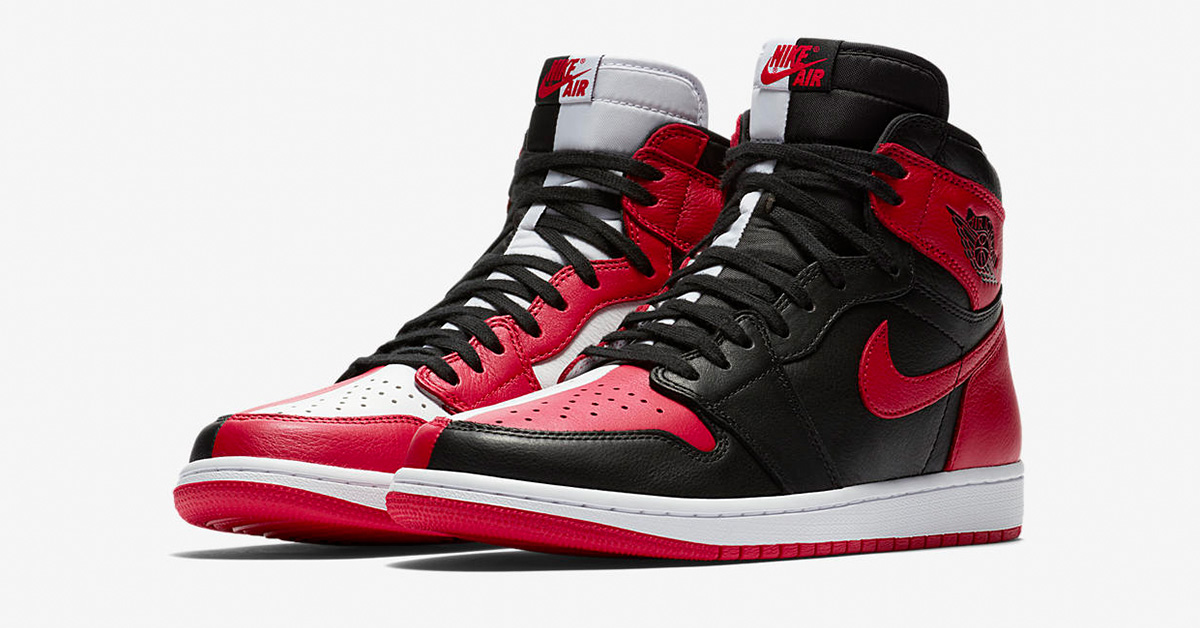 Nike Air Jordan 1 Homage to Home 861428-061