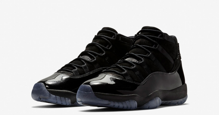 Nike Air Jordan 11 Cap and Gown 378037-005