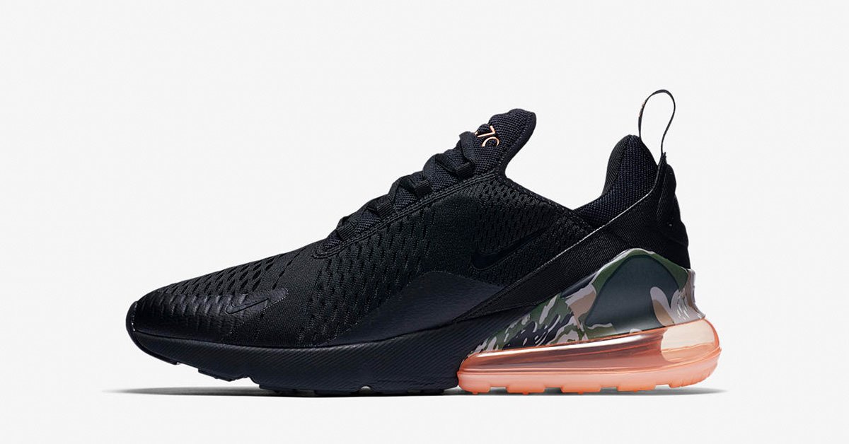 Nike Air Max 270 Desert Sand Sunset Tint AQ6239-001