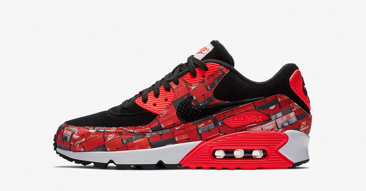 Nike Air Max 90 Atmos We Love Nike AQ0926-001