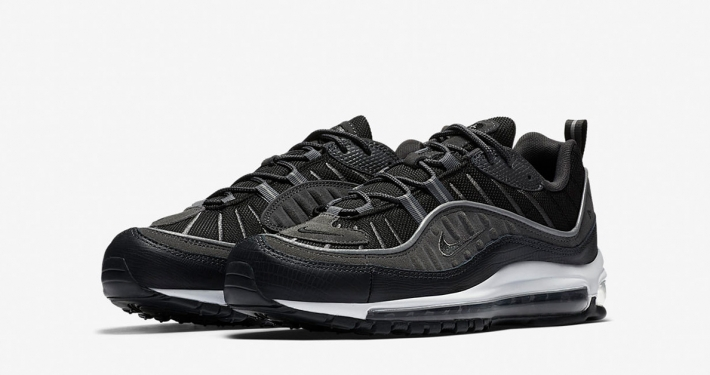 Nike Air Max 98 Black Anthracite AO9380-001