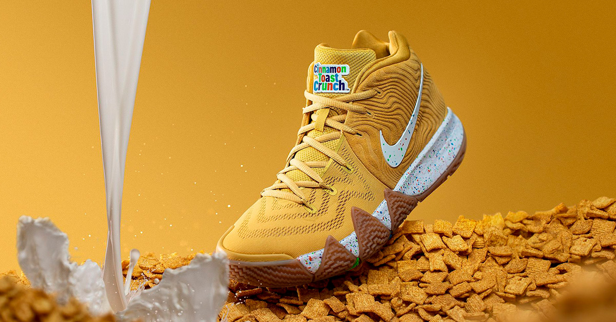 Nike Kyrie 4 Cereal Collection