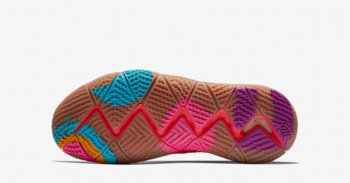 low priced 16bad f7f17 Nike Kyrie 4 Lucky Charms - Next Level Kickz