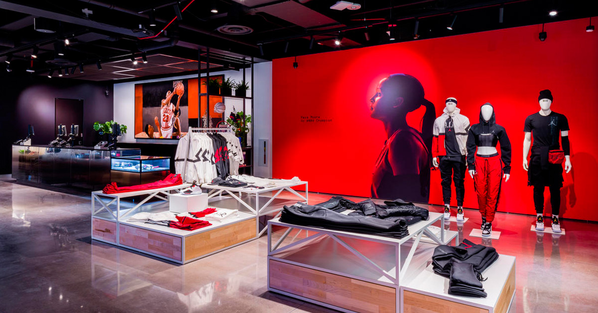 New Jordan Flagship Store in LA