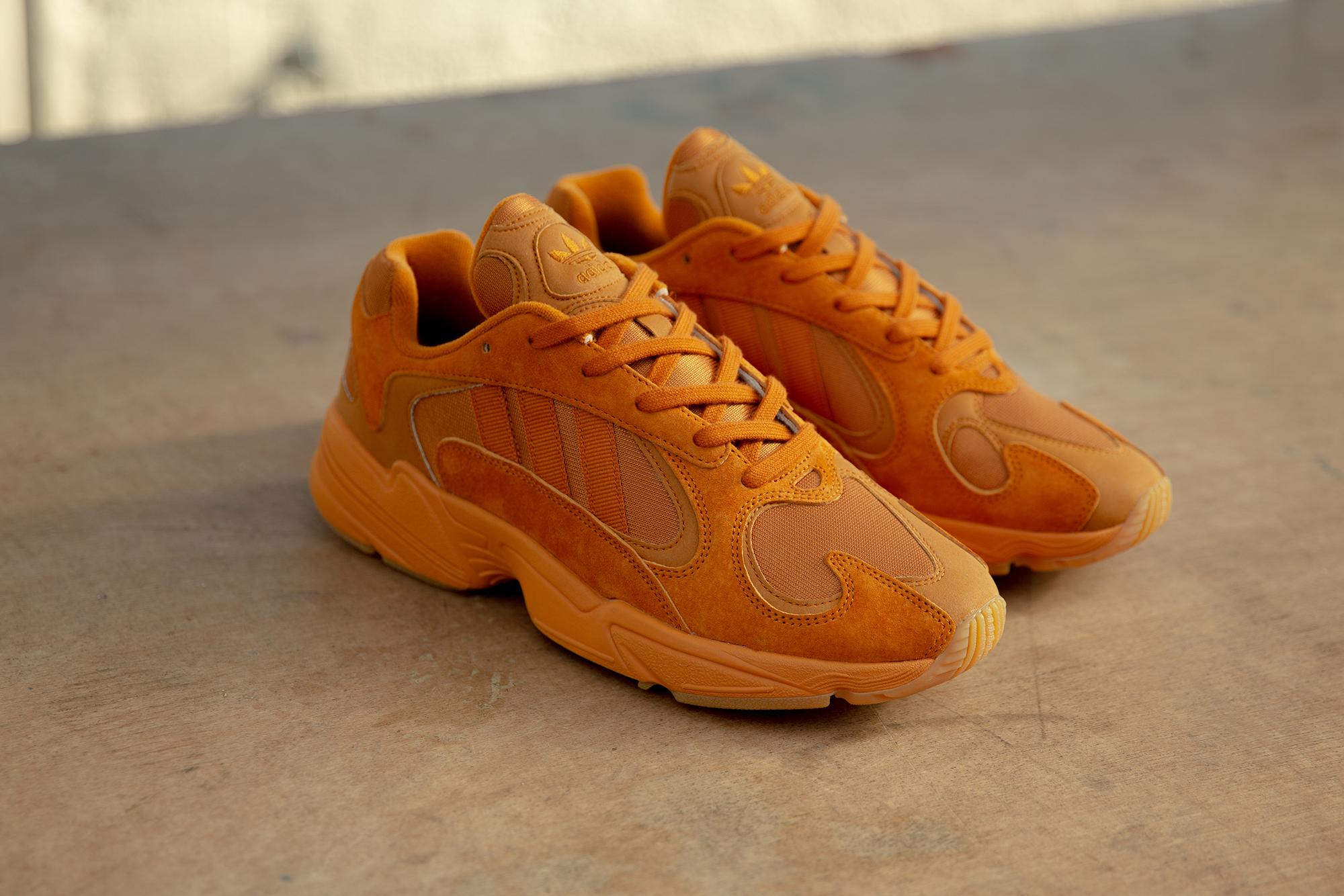 Size x Adidas Yung-1 Craft Ochre