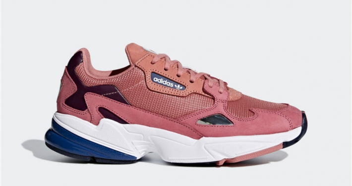 Womens Adidas Falcon Raw Pink D96700