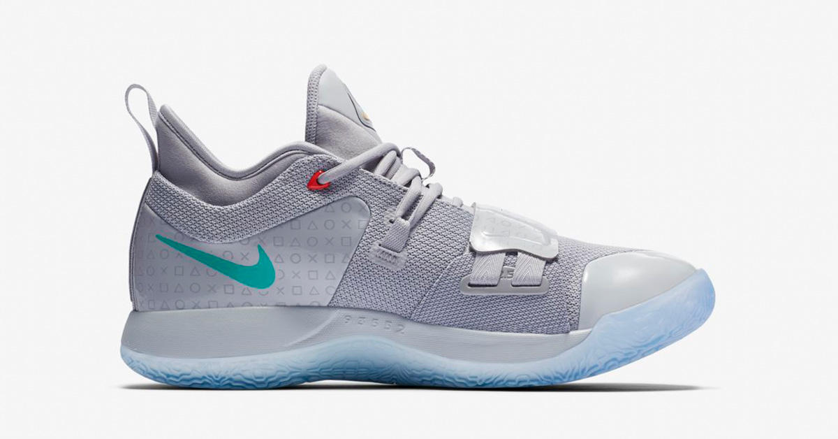 quality design e9c85 3707f Perfect Fortnite Sneakers - Nike PG 2.5 Playstation - Next ...