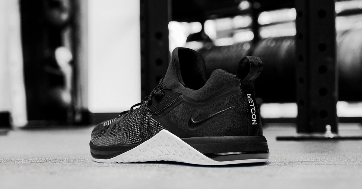 The New Nike Metcon Flyknit 3