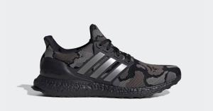 BAPE x Adidas Ultra Boost Black Camo
