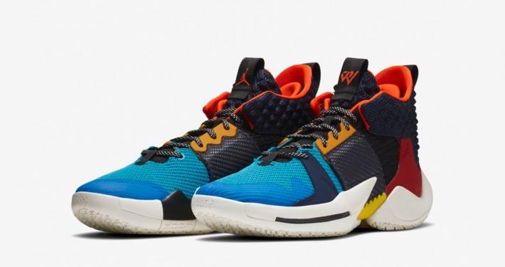 Nike Air Jordan Why Not Zero.2 Multi