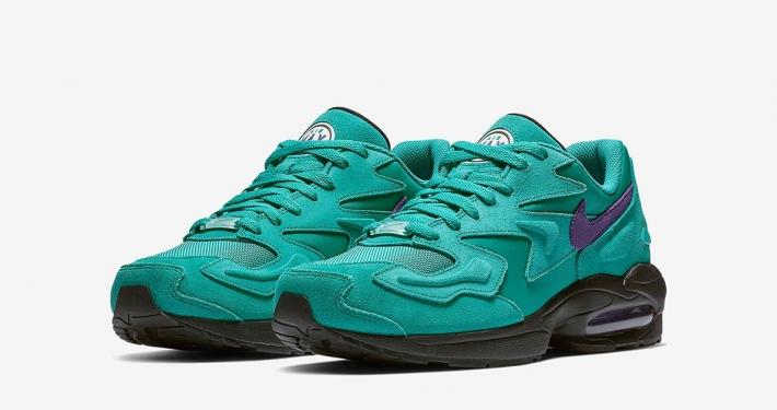 Nike Air Max2 Light Aqua AO1741-300
