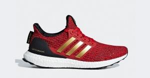 GoT x Adidas Ultra Boost Lannister EE3710