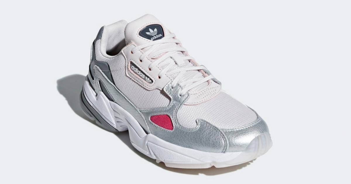Adidas Falcon Silver for Women D96757