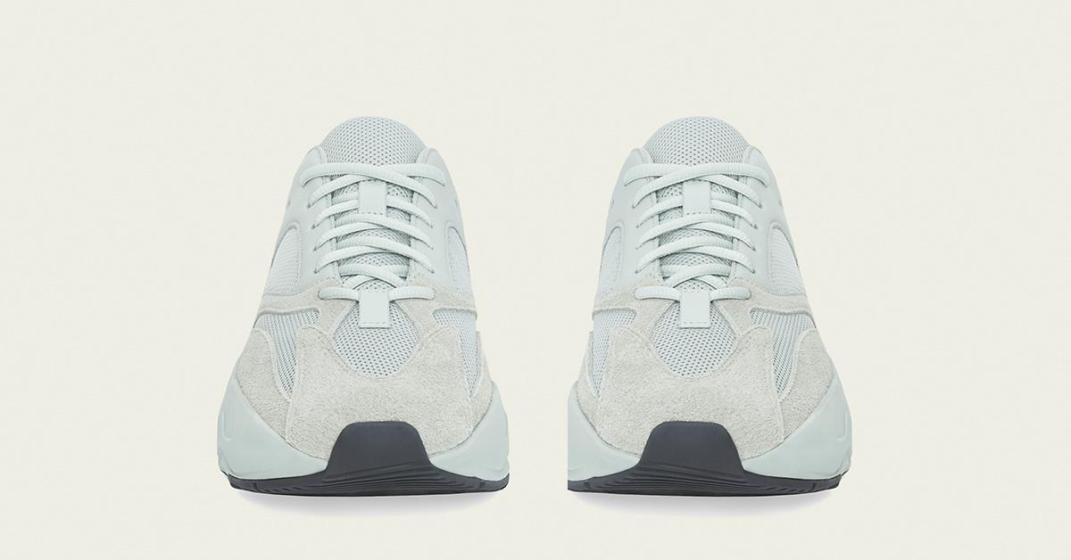 Adidas Yeezy Boost 700 Salt