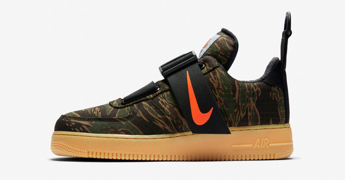 Carhartt WIP x Nike Air Force 1 Utility Low