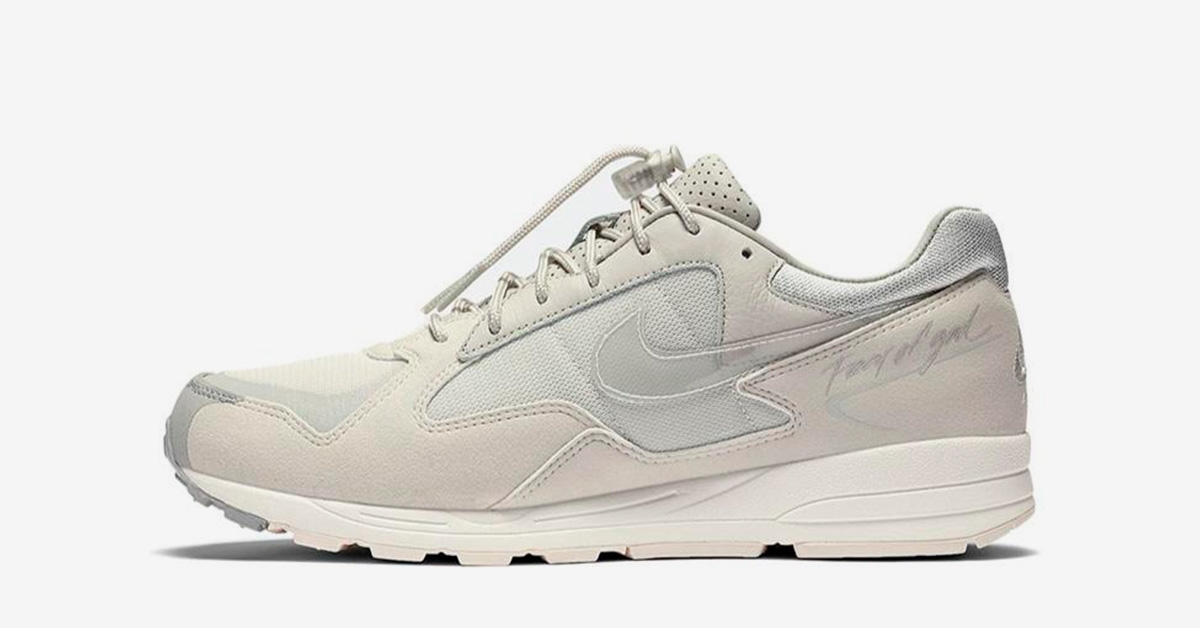 Fear of God x Nike Air Skylon 2 Light Bone