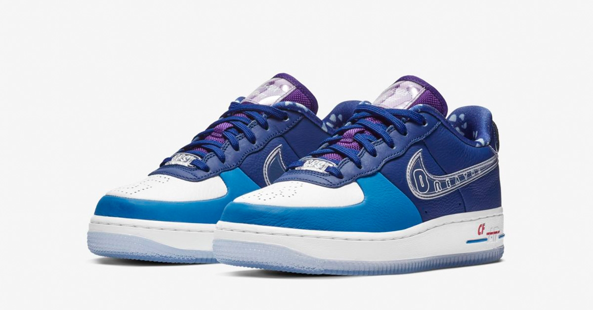 Womens Nike Air Force 1 Doernbecher 2018