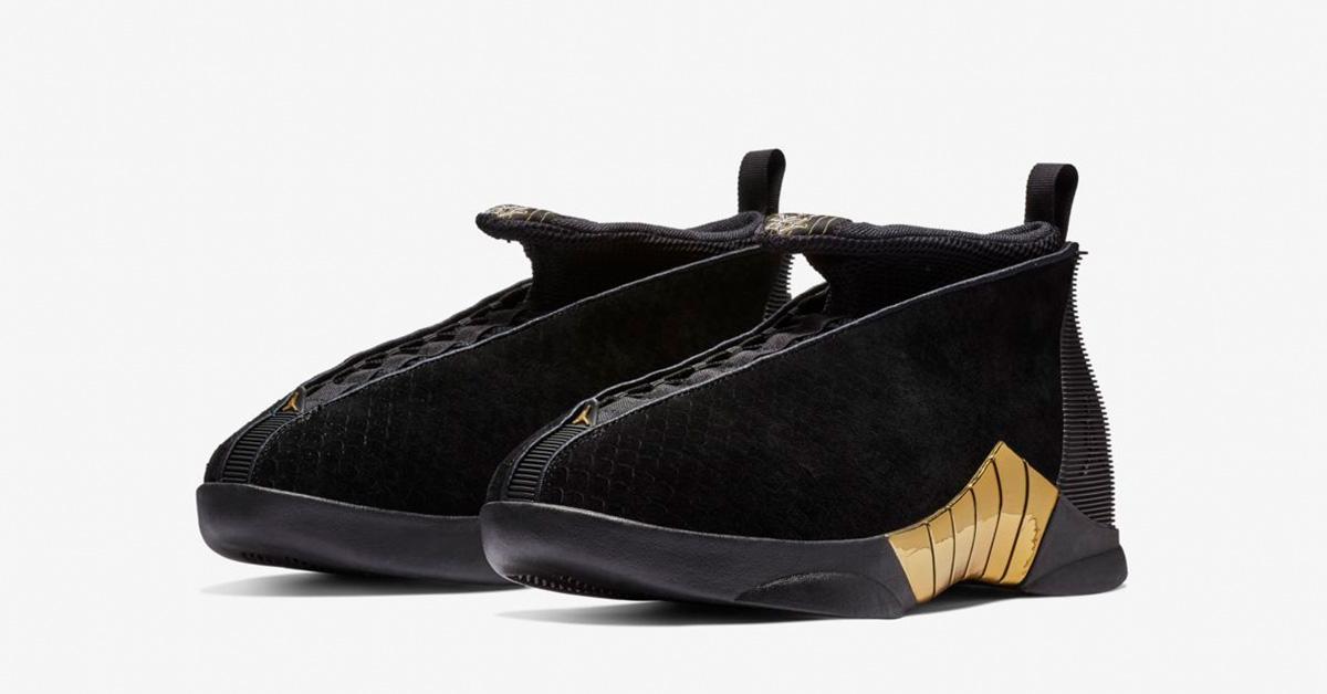 Nike Air Jordan 15 Doernbecher 2018