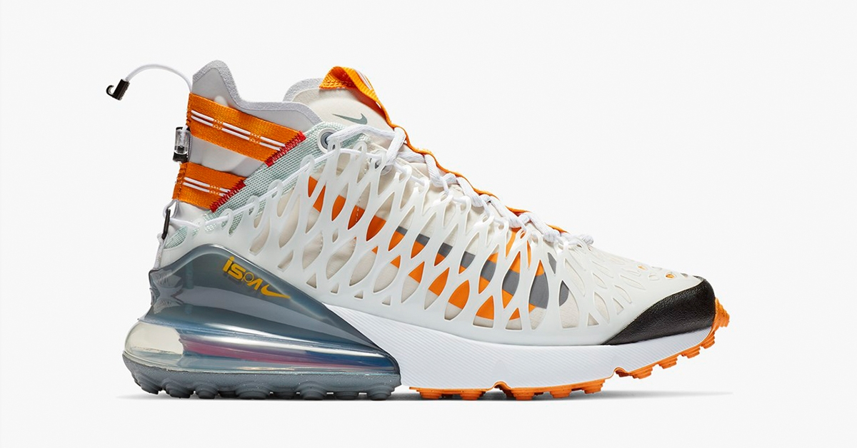 the best attitude cb1ab e1fcd Nike Air Max 270 ISPA White - Next Level Kickz