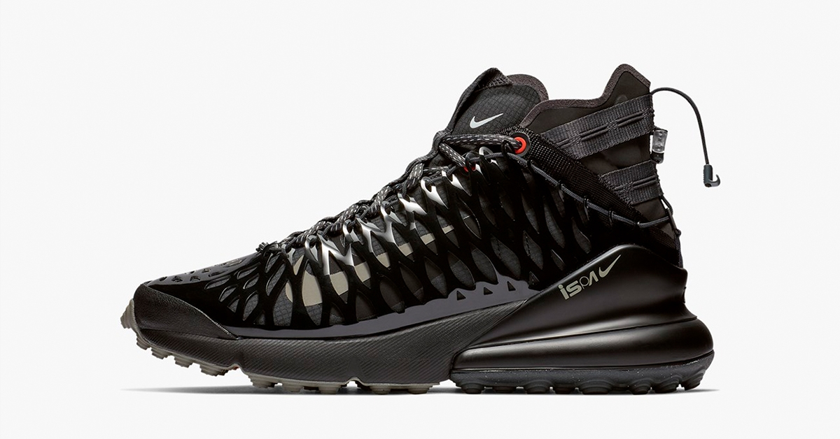 Nike Air Max 270 ISPA Black BQ1918-002