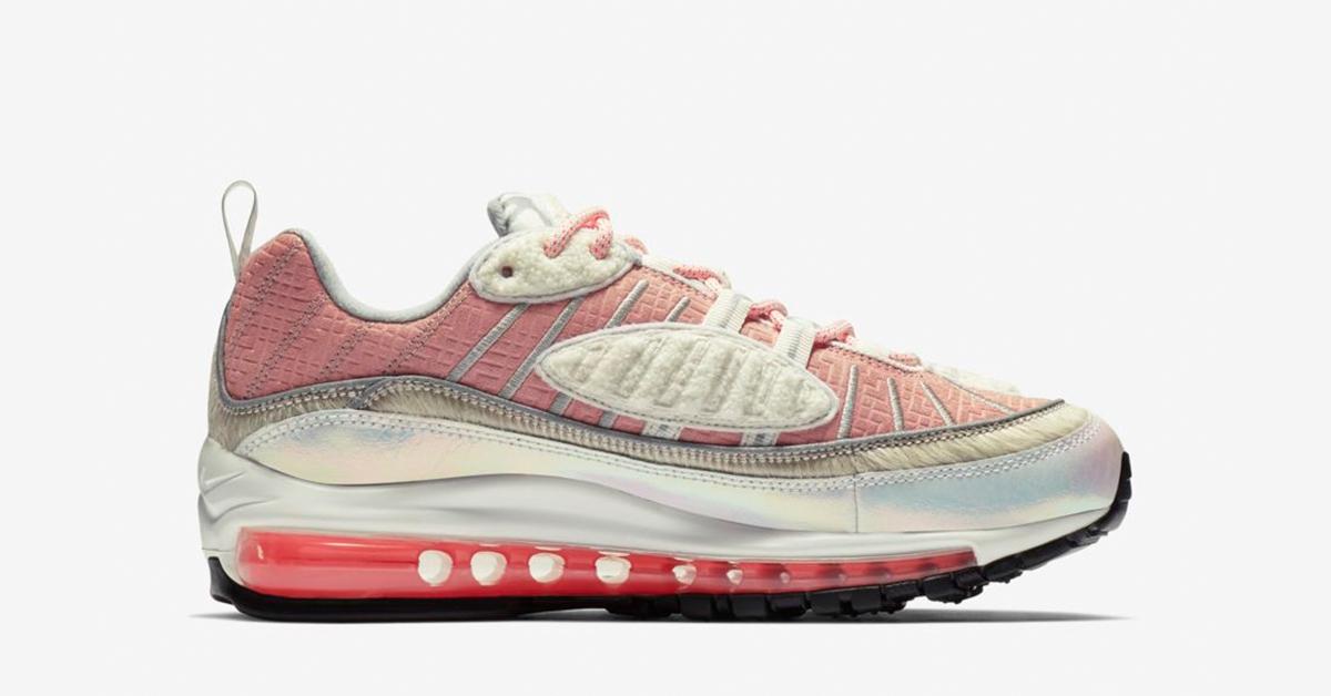 Womens Nike Air Max 98 CNY