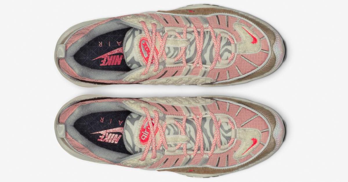 huge discount 526a3 583f1 Womens Nike Air Max 98 CNY - Next Level Kickz