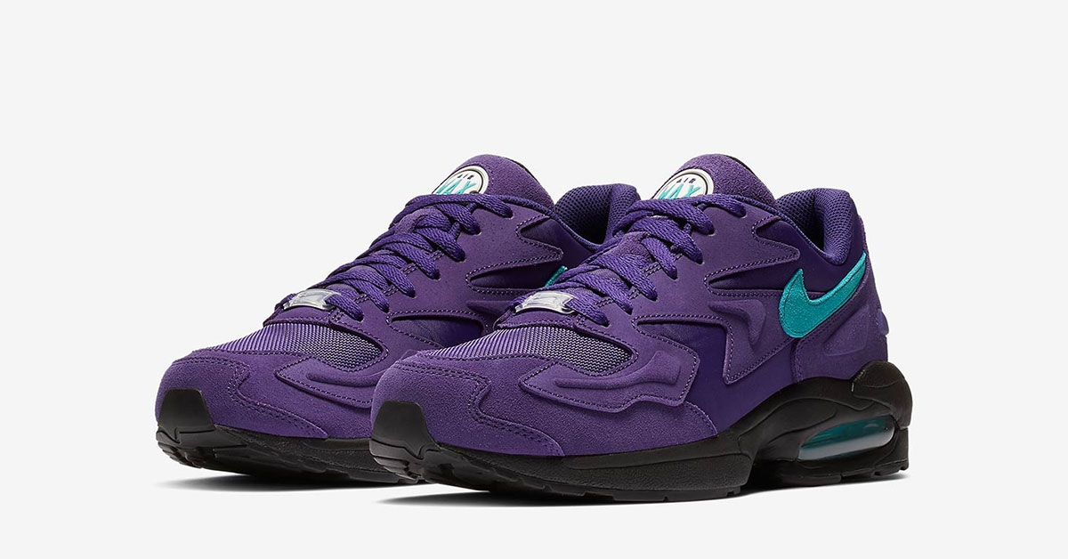 Nike Air Max2 Light Purple AO1741-500