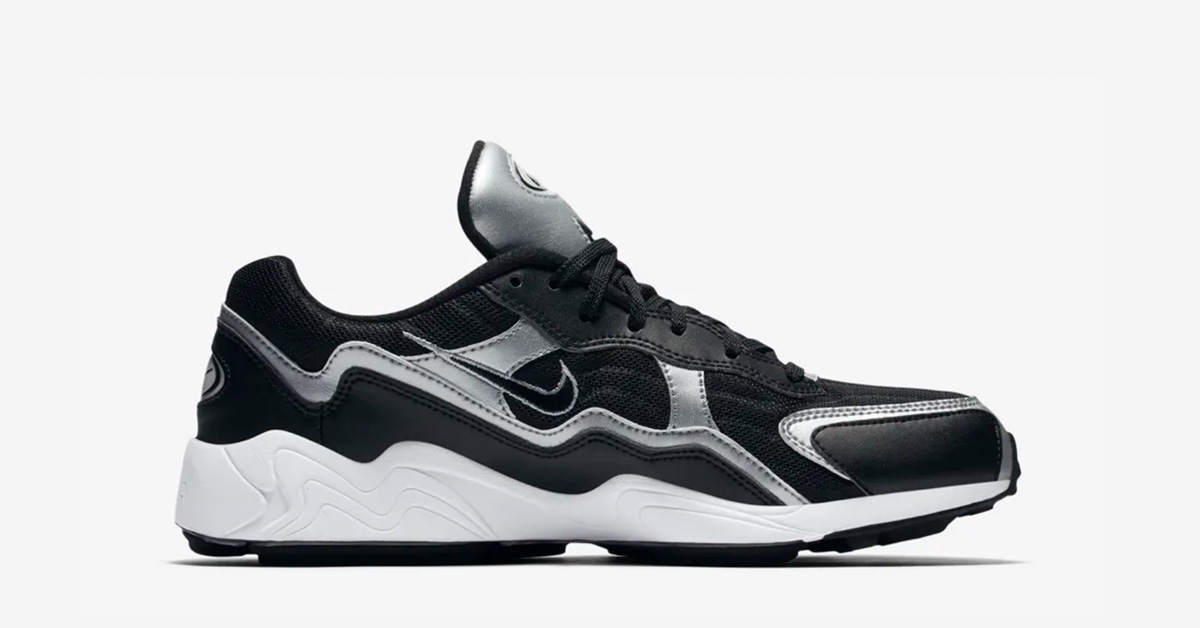 Nike Air Zoom Alpha Black Metallic Silver BQ8800-004