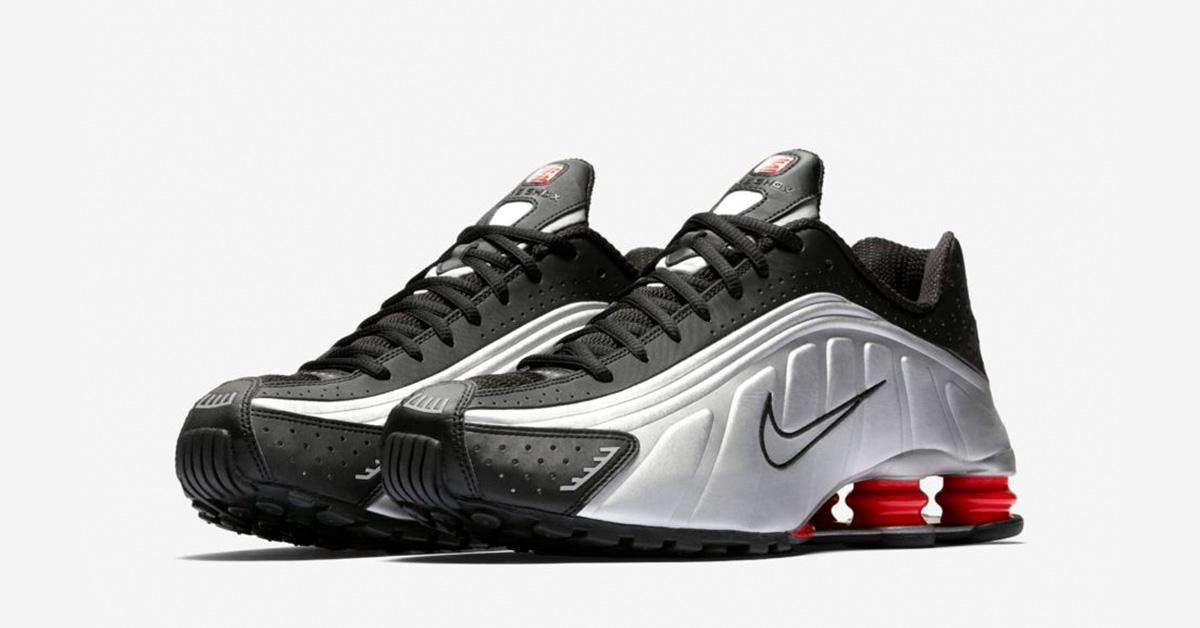 Nike Shox R4 OG