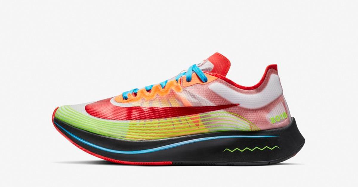 Nike Zoom Fly SP Doernbecher 2018